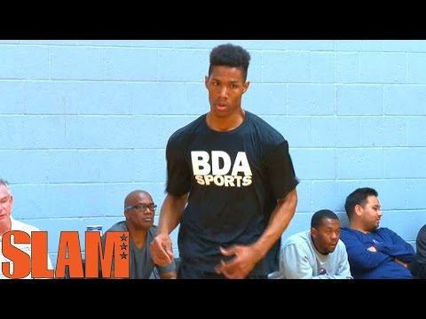 Patrick McCaw 2016 NBA Draft Workout - Clippers, Pacers, Hornets - 16NBACLH