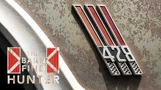 1 of 1 428ci 4-Speed Ford Country Squire Wagon | Barn Find Hunter - Ep. 13