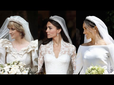 Royal Weddings Then and Now Princess Diana Kate Middleton and Meghan Markle The New Yorker