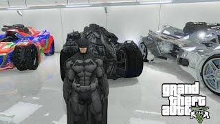 Batman Mod GTA 5