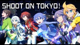 【男ボカロ6人】「SHOOT ON TOKYO!」  中文字幕【オリジナル】