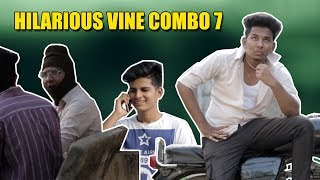 Hilarious Vine Combo 7 || Hyderabadi Comedy || Warangal Diaries