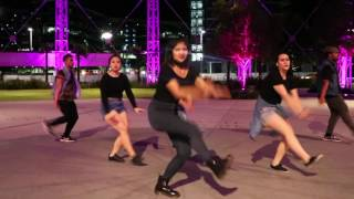 Whine Up - Tommy Lee Sparta (choreography by Amalina) 2016 version