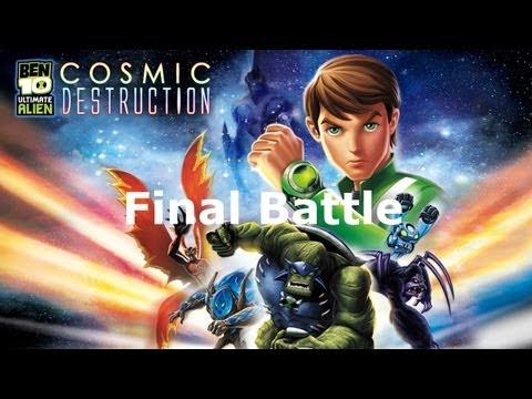 Ben 10: Final Battle - Boss