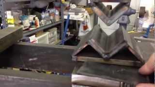Hydraulic Press Bending Steel