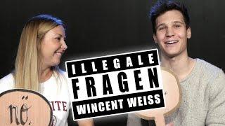 WINCENT WEISS über FKK, Tattoos und Metal -  Illegale Fragen
