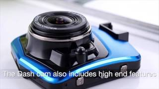 LCD Car DVR 1080P HD Vehicle Camera Video Recorder