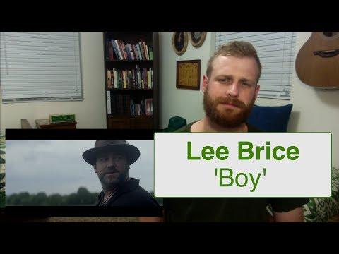 Lee Brice - Boy | Reaction
