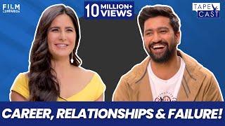 Katrina Kaif and Vicky Kaushal   TapeCast Season 2   Episode 6