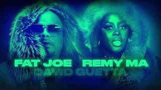 Fat Joe & Remy Ma & David Guetta-All the way up(remix)❤