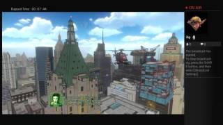 Tenage mutant ninja turtles gameplay part 2  (STREAM)