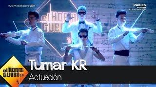 Tumar KR, talento en estado puro - El Hormiguero 3.0