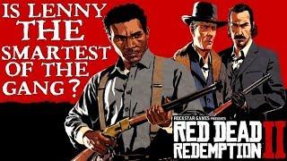 Red Dead Redemption 2 | Lenny is not a Fan Of Dutch's Evelyn Miller