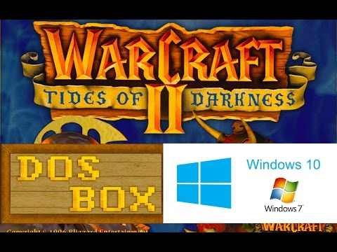 Warcraft 2 - Download and Quick Install (Xp/7/Win10)
