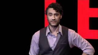 The Art of Creativity | Taika Waititi | TEDxDoha
