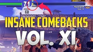 SFV S2 ▰ Unbelievable / Epic Street Fighter V Comebacks Volume 11