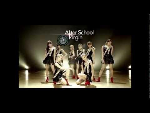NEW AFTER SCHOOL- Virgin MV