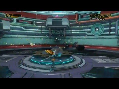 Masque à oxygene Ratchet et Clank PS4 Tuto