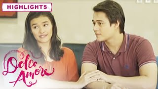 Dolce Amore: Serena brings Tenten to the judge