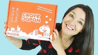 Crave Japan - Japanese Candy Subscription Box Taste Test