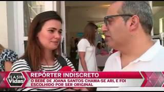 Joana Santos revela por que desapareceu