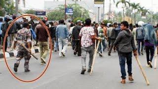 Biadab!! PREMAN GMBI Serang Umat ISLAM Pakai Balok dan Kayu