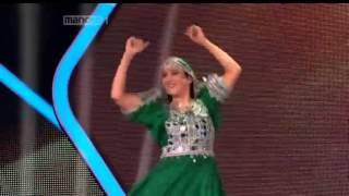 رقص افغانی در تلو یزیون من وتو