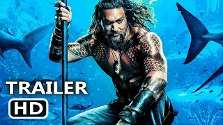 AQUAMAN Trailer (2018) Superhero Movie