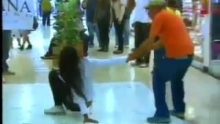 Sticky floor prank