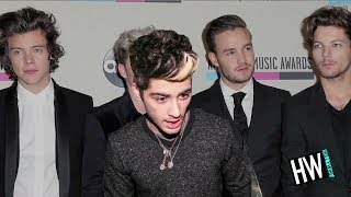 WTF! Zayn Malik Snubbed In