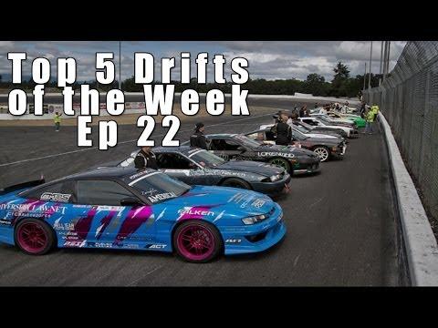 Top 5 Drifts of the Week Ep 22 (Best Week Yet?)