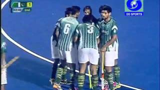 SAFF Games 2016(Guwahati)- Pakitan Vs India Hockey Final Match Highlights