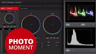 Blackmagic Pocket UltraScope & Micro Studio Camera 4K — PhotoJoseph's Photo Moment 2017-03-08