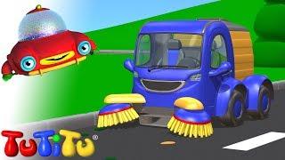 TuTiTu Toys | Street Sweeper