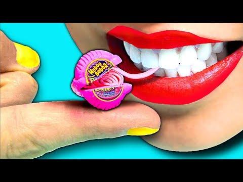 Xxx Mp4 100X Smaller DIY Tiniest Mini Hubba Bubba Bubble Gum CC Available 3gp Sex