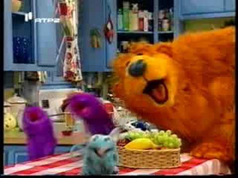 Há pó no ar Urso da Casa Azul