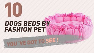 Dogs Beds By Fashion Pet // Pets Lover Channel Presents: