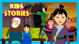 Kids Stories || Puss In The Boots, Mulan, Robin Hood, Heidi and The Ant and The Grasshopper