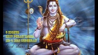 5 Nights Shiv Puran Yagna Mr & Mrs SEECHRAN Nt4