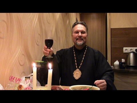 Ту Би-Шват и Шаббат в Кривом Роге, Украина! 2017.02.11 Архиепископ Сергей Журавлев