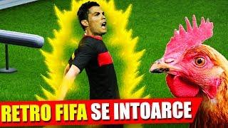 Cristiano Ronaldo imi INROSESTE BUCILE / RETRO FIFA 16