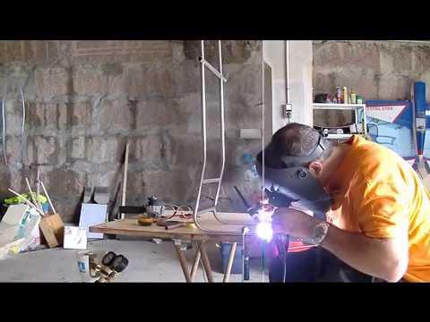 montaje construccion paramotor