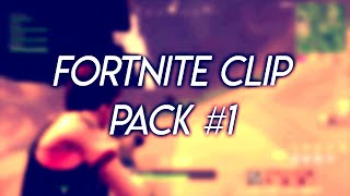 Fortnite Battle Royale Clips Pack #1 (FREE-DOWNLOAD - ULTRA-HIGH QUALITY FOR EDITS)