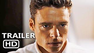 BODYGUARD Official Trailer (2018) Richard Madden, Netflix Series