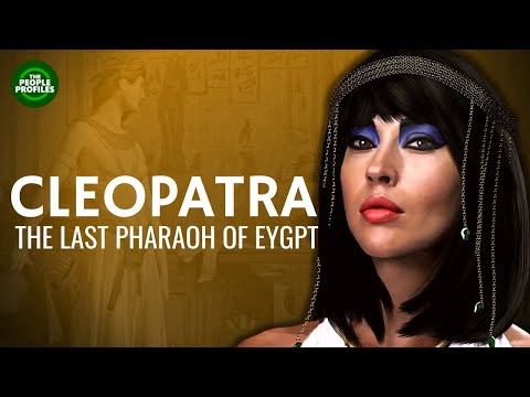Cleopatra Documentary Biography of the life of Cleopatra Last Pharaoh of Egypt