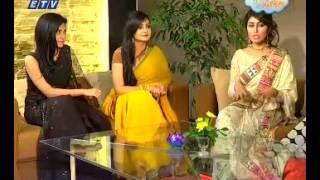 Celebrity Talk show PATRO CHAI @ Tamim Hasan