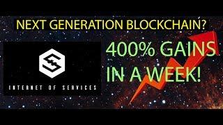 IOSToken (IOST) - The Next Evolution In Blockchain?