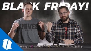 Black Friday Starts Now at Blade HQ! | Knife Banter EP. 33