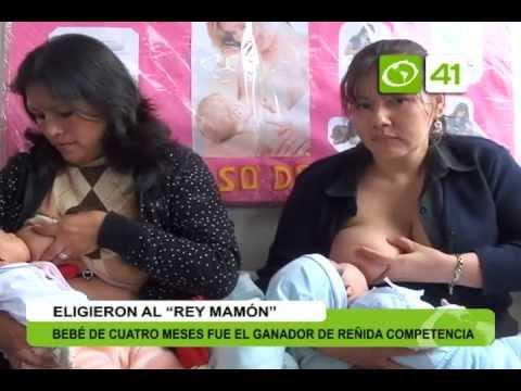 Bebé de 4 meses fue el ganador de competencia El Rey Mamón Trujillo