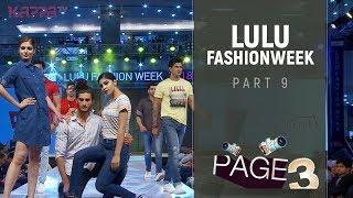Lulu Fashion Week(Part 9) - Page 3 - Kappa TV